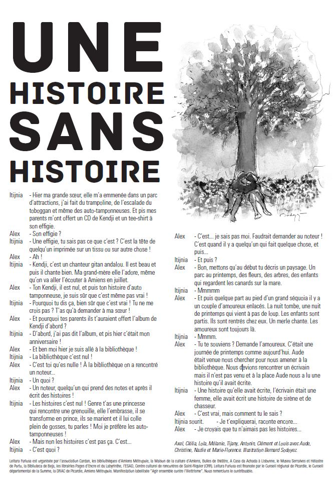 histoire sans histoire