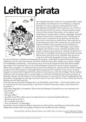 Leitura pirata